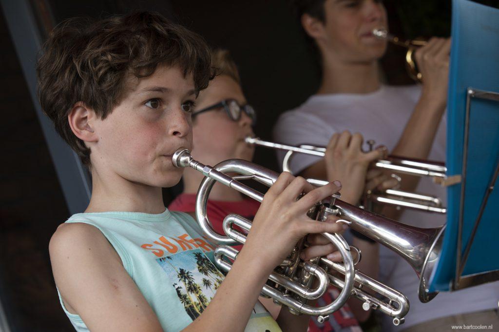 Concert bij zorgboerderij Buitengewoon