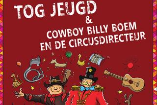 TOG-jeugd geeft concert met cowboy Billie Boem