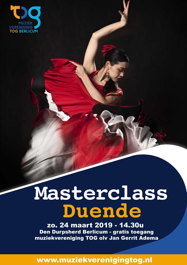 Masterclass Duende