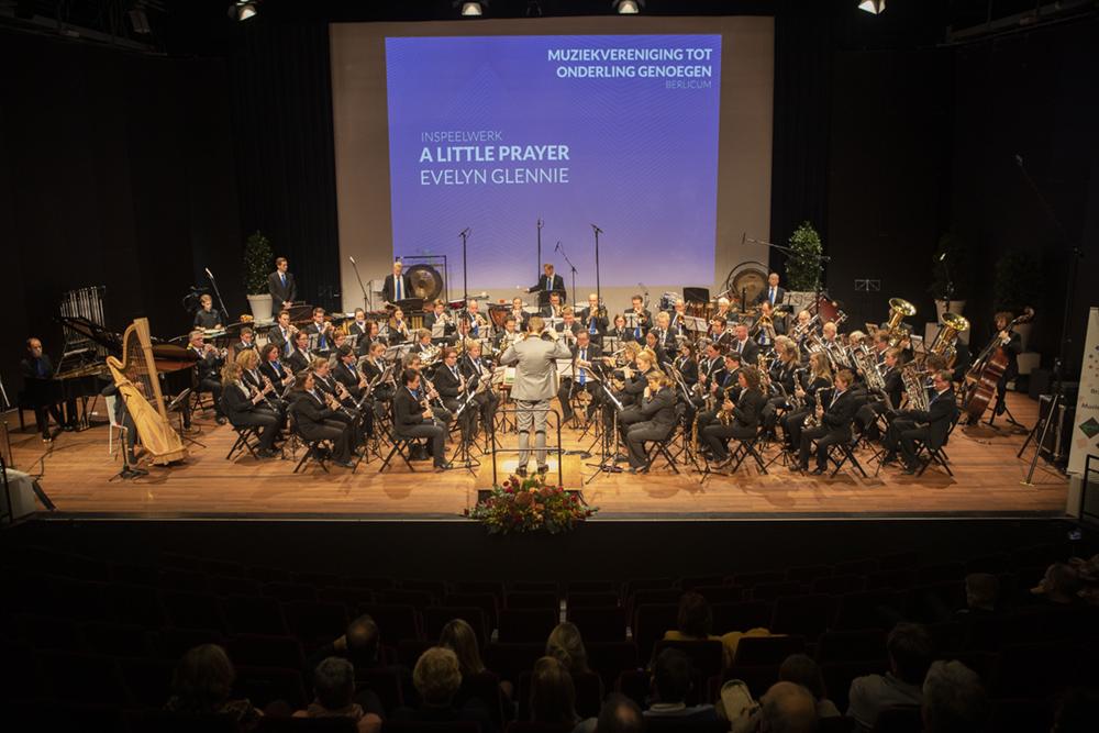 TOG Berlicum speelt op concours in Veldhoven 2019